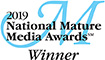 2019 National Mature Media Awards Winner
