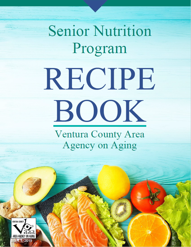 Senior Nutrition Program Recipe Book