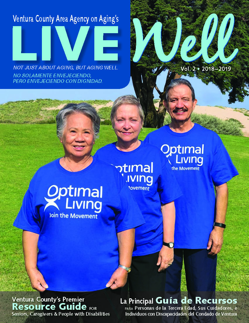 Live Well Cover